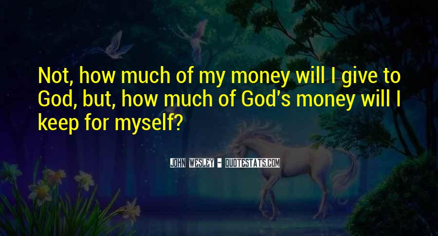 John Wesley Quotes #497066
