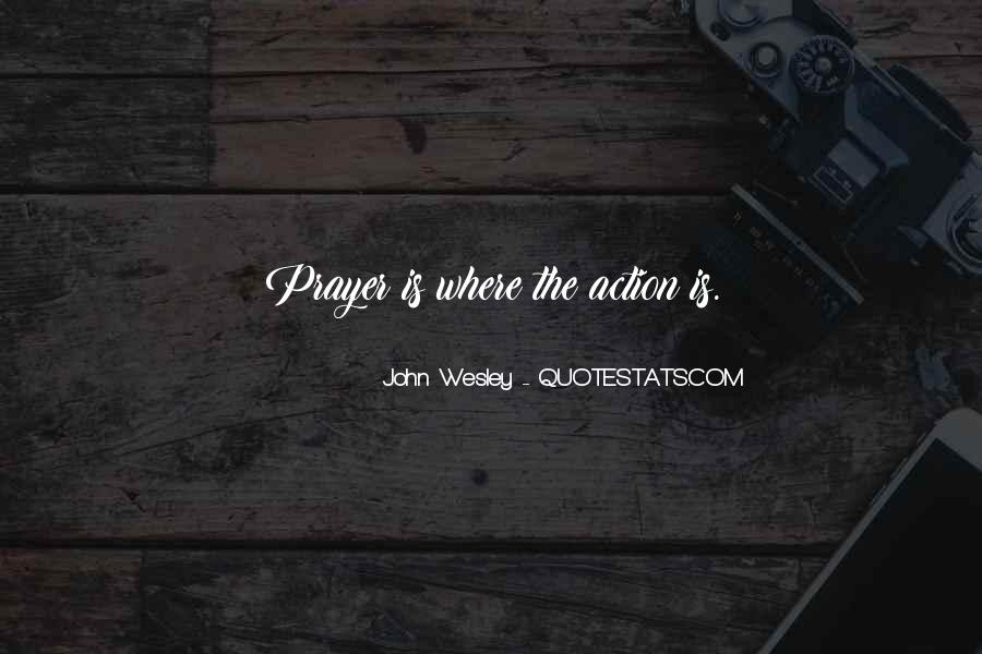 John Wesley Quotes #51377