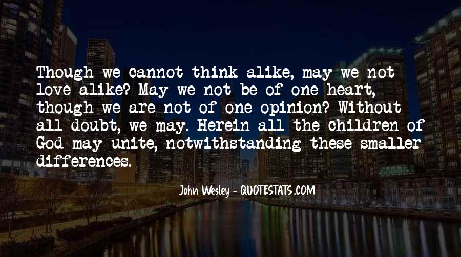 John Wesley Quotes #540461