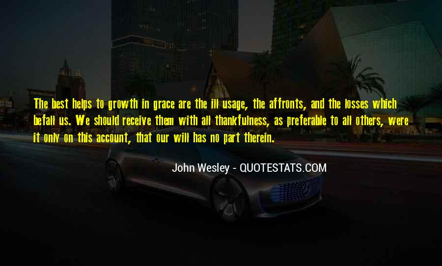 John Wesley Quotes #666202