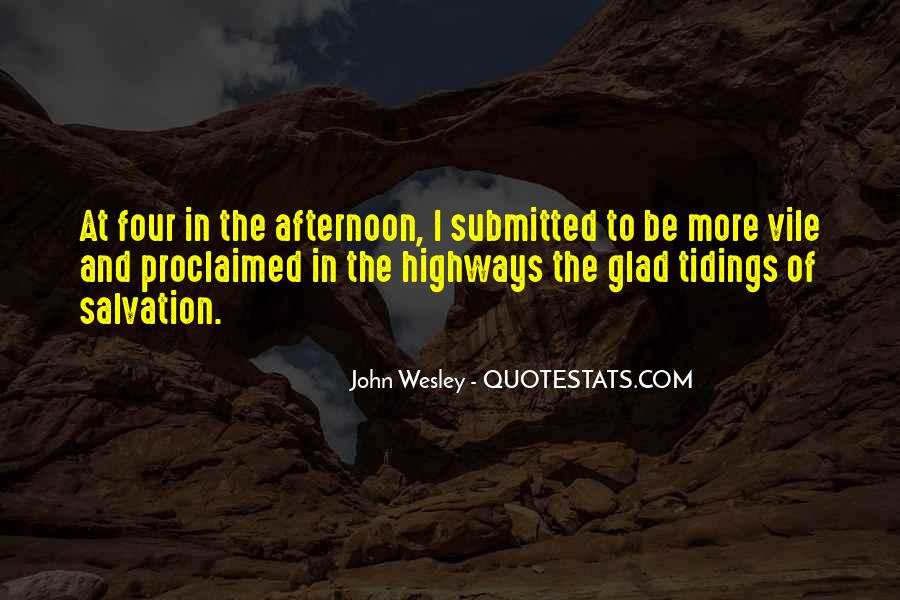 John Wesley Quotes #761358