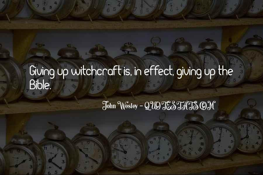 John Wesley Quotes #764633
