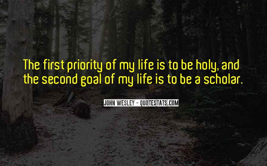 John Wesley Quotes #839708