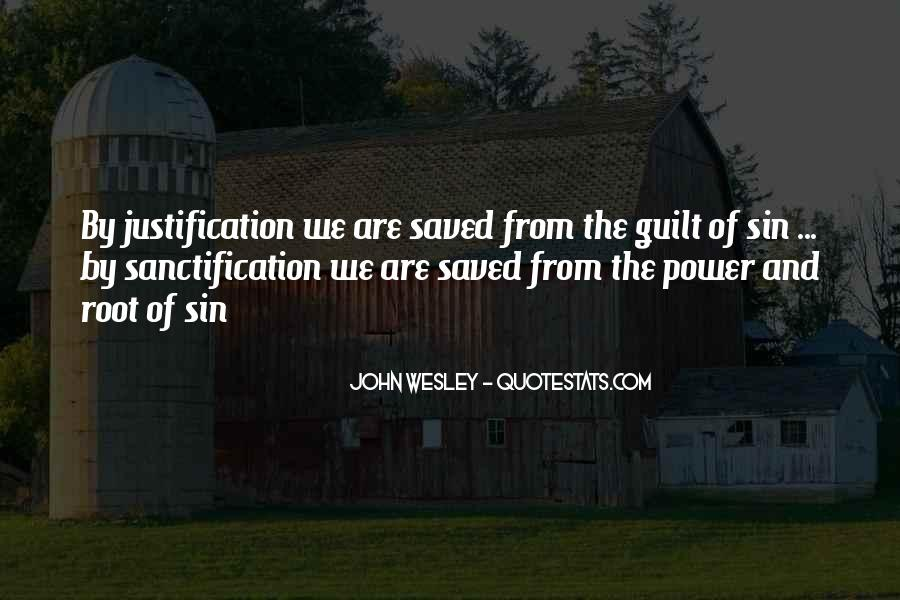 John Wesley Quotes #859417