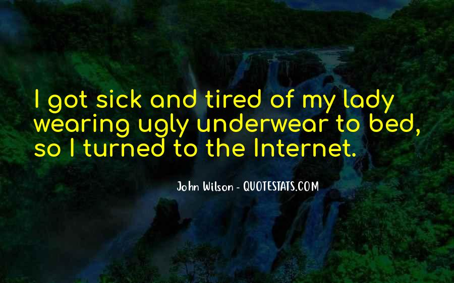 John Wilson Quotes #407666
