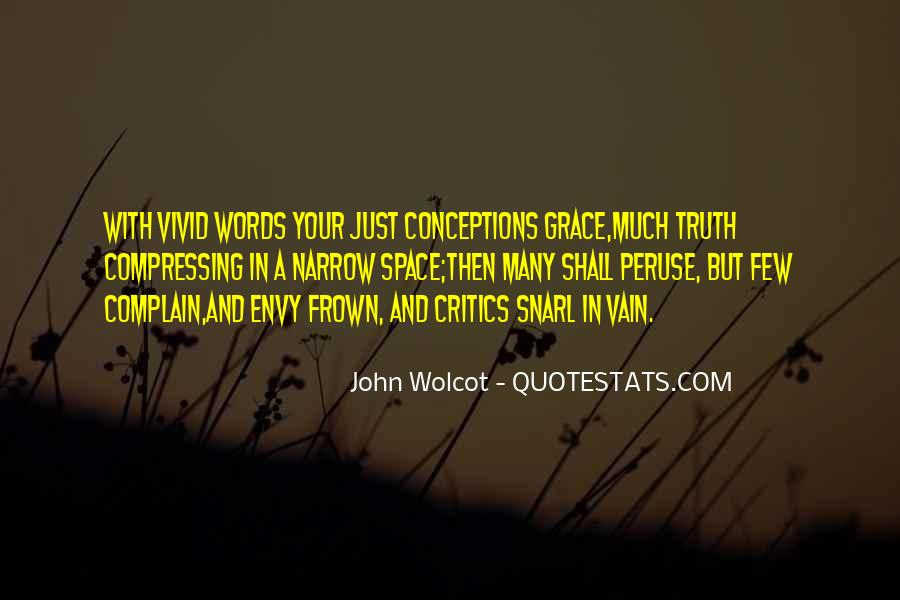 John Wolcot Quotes #369658