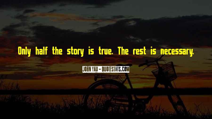 John Yau Quotes #853247