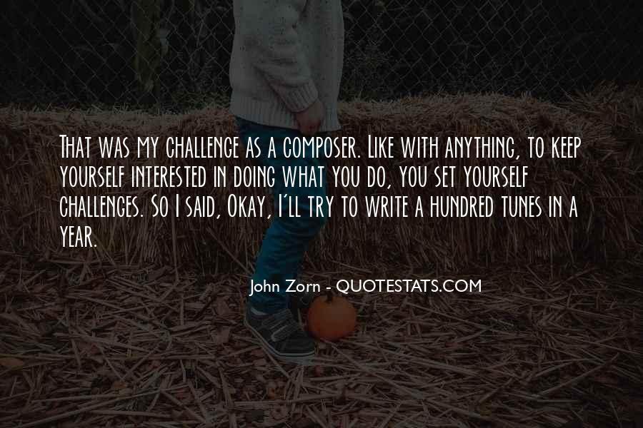 John Zorn Quotes #1345432