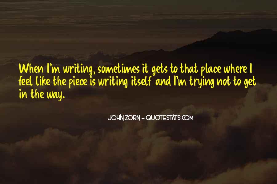 John Zorn Quotes #647073