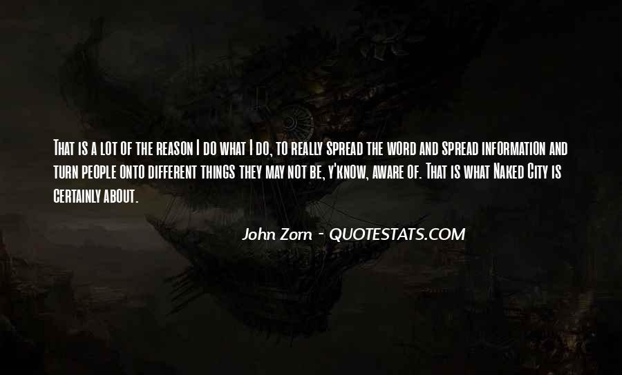 John Zorn Quotes #903420