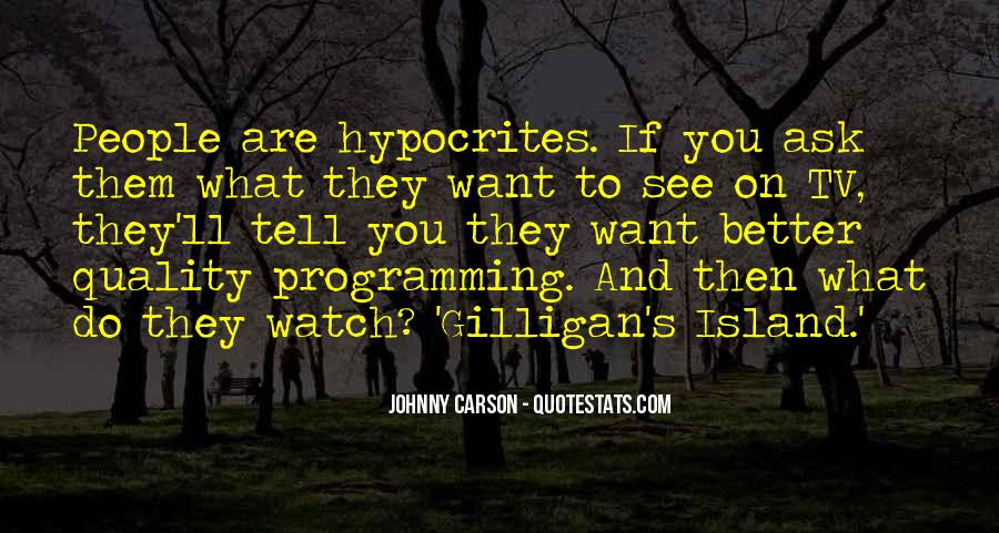 Johnny Carson Quotes #1038