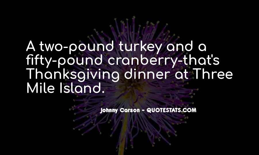 Johnny Carson Quotes #1069959