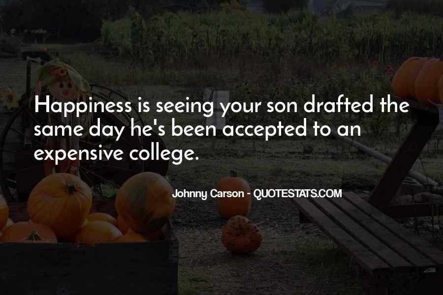 Johnny Carson Quotes #1233707