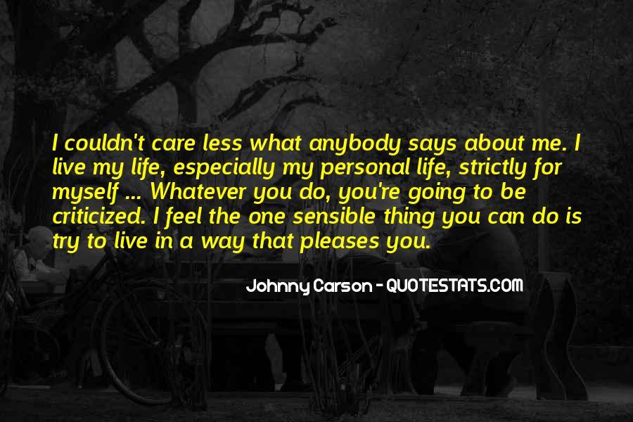 Johnny Carson Quotes #129506
