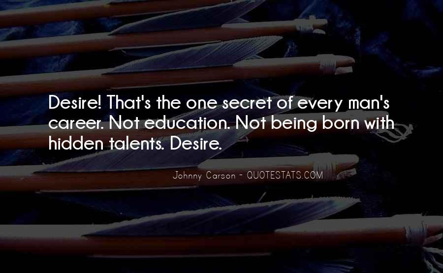 Johnny Carson Quotes #1307487