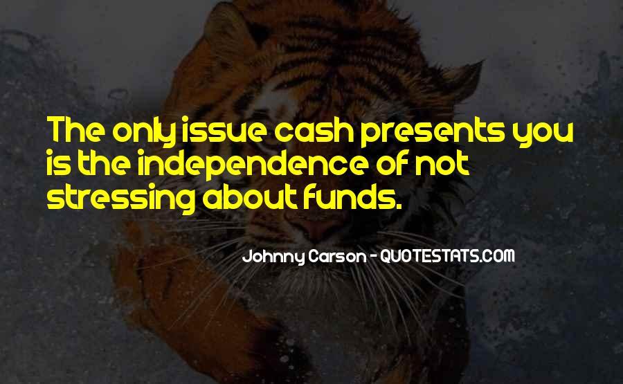 Johnny Carson Quotes #1387132