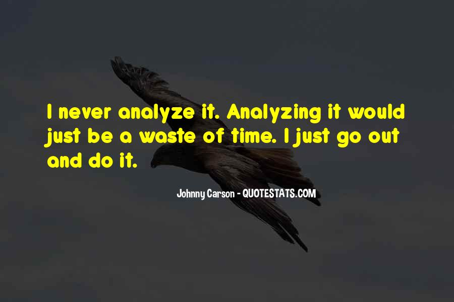 Johnny Carson Quotes #1422420