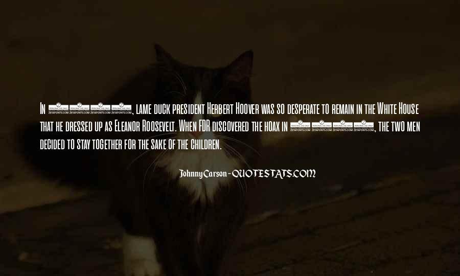 Johnny Carson Quotes #1610969