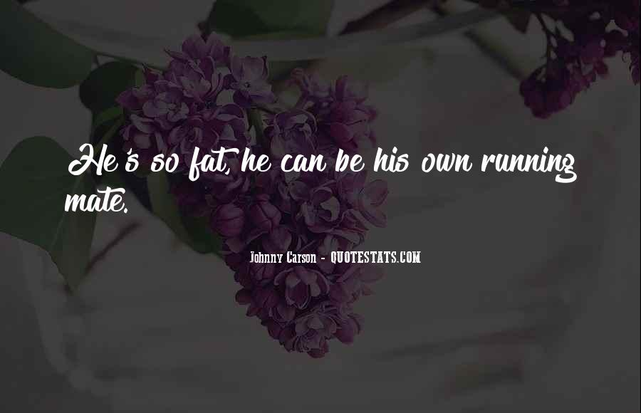 Johnny Carson Quotes #1632429