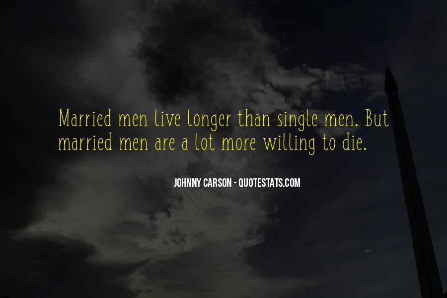 Johnny Carson Quotes #177610