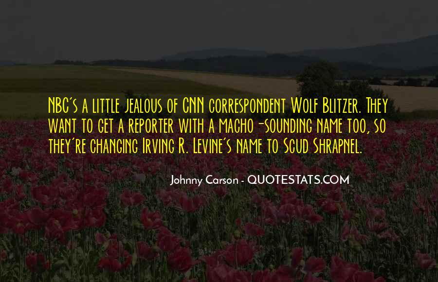 Johnny Carson Quotes #189590