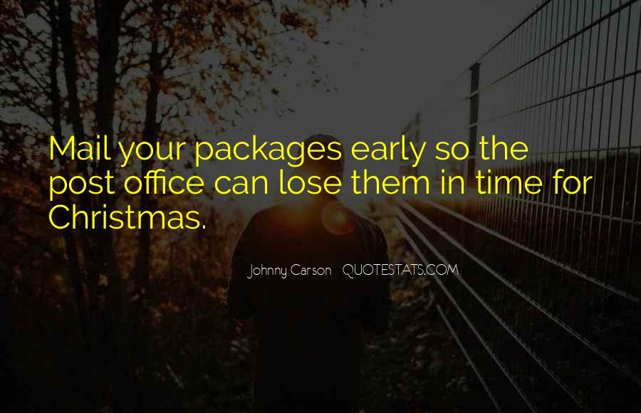 Johnny Carson Quotes #210434