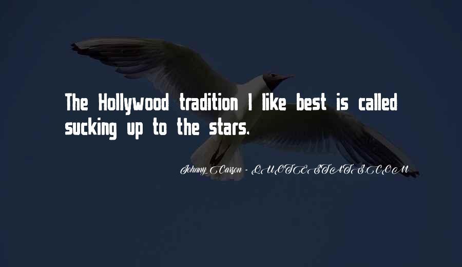 Johnny Carson Quotes #317001