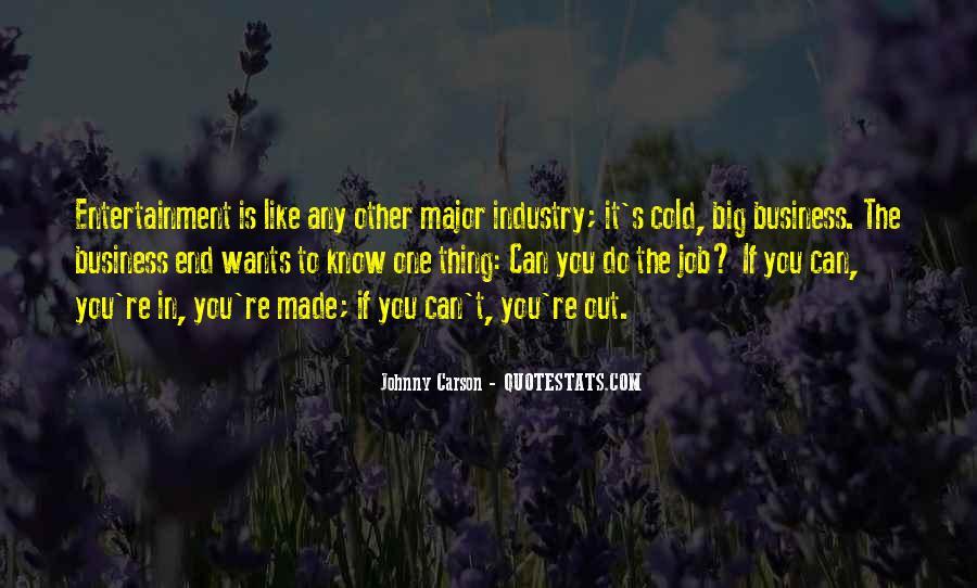Johnny Carson Quotes #339268