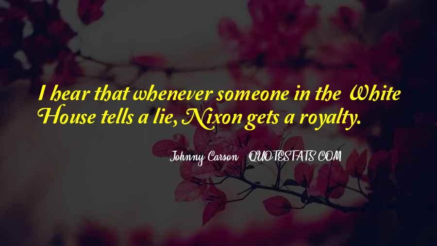 Johnny Carson Quotes #394852