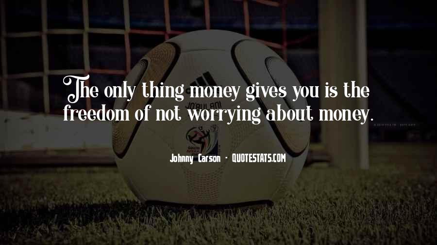 Johnny Carson Quotes #449349