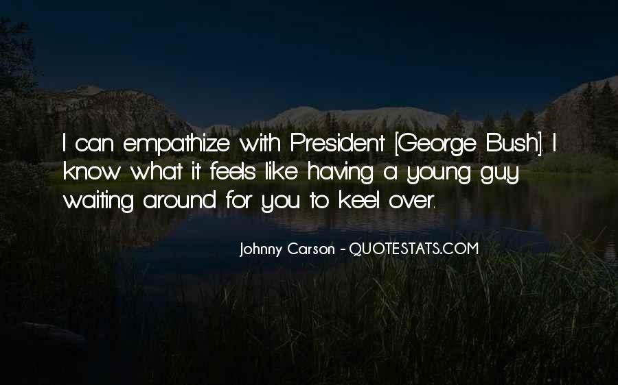 Johnny Carson Quotes #500733