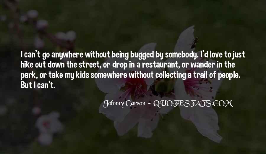 Johnny Carson Quotes #546541