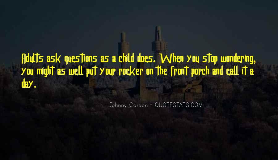 Johnny Carson Quotes #562602