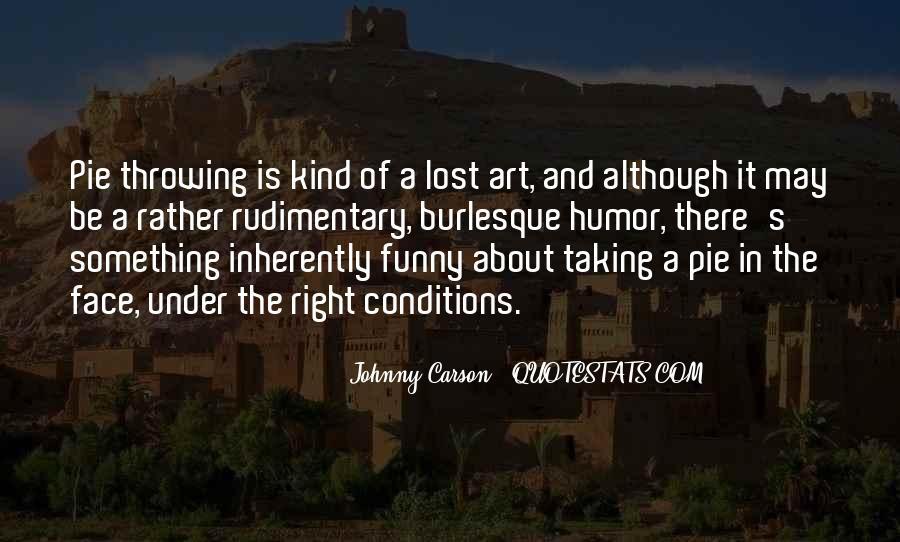 Johnny Carson Quotes #659175
