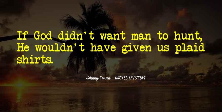 Johnny Carson Quotes #705336