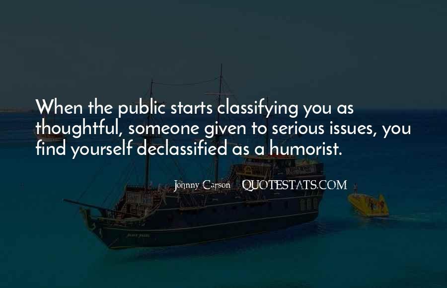 Johnny Carson Quotes #844283