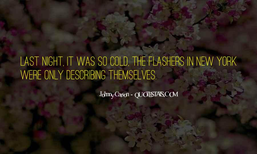 Johnny Carson Quotes #861296