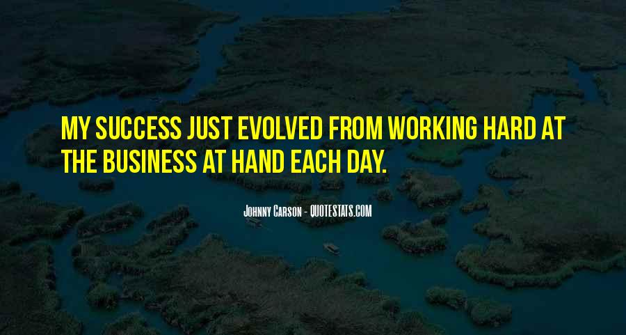 Johnny Carson Quotes #878152