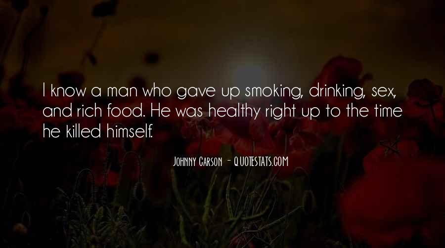 Johnny Carson Quotes #89617