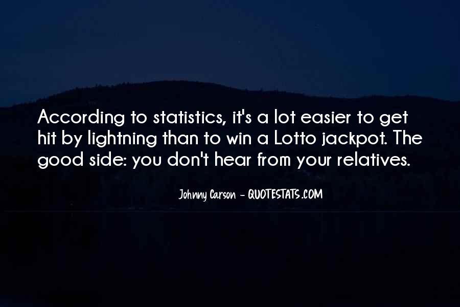 Johnny Carson Quotes #901825