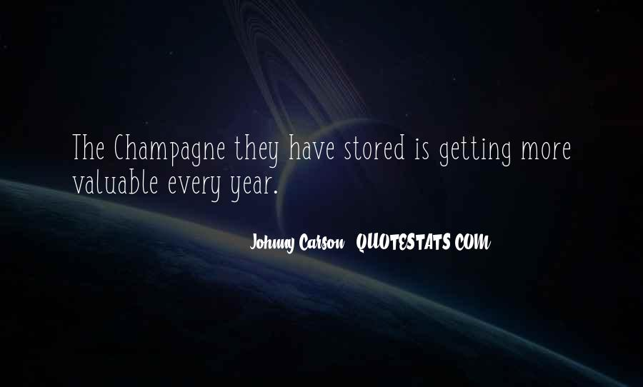 Johnny Carson Quotes #927997
