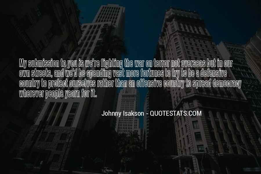 Johnny Isakson Quotes #1248818
