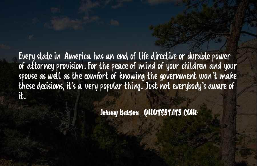 Johnny Isakson Quotes #1300924
