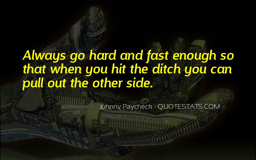Johnny Paycheck Quotes #1048923