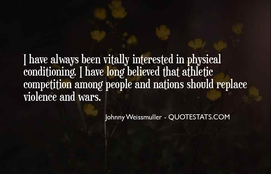 Johnny Weissmuller Quotes #840717