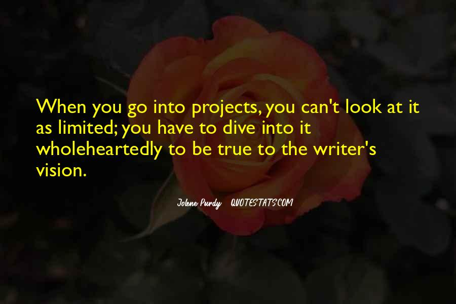 Jolene Purdy Quotes #1786538