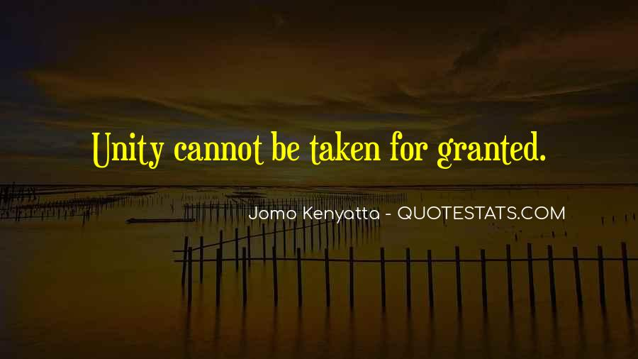 Jomo Kenyatta Quotes #1133924