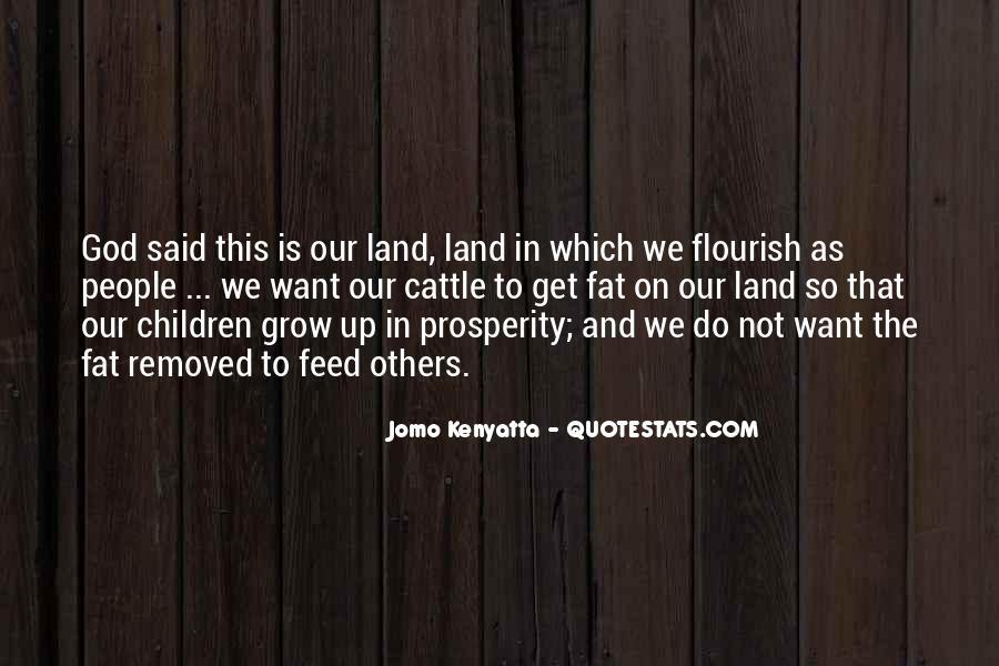 Jomo Kenyatta Quotes #620343