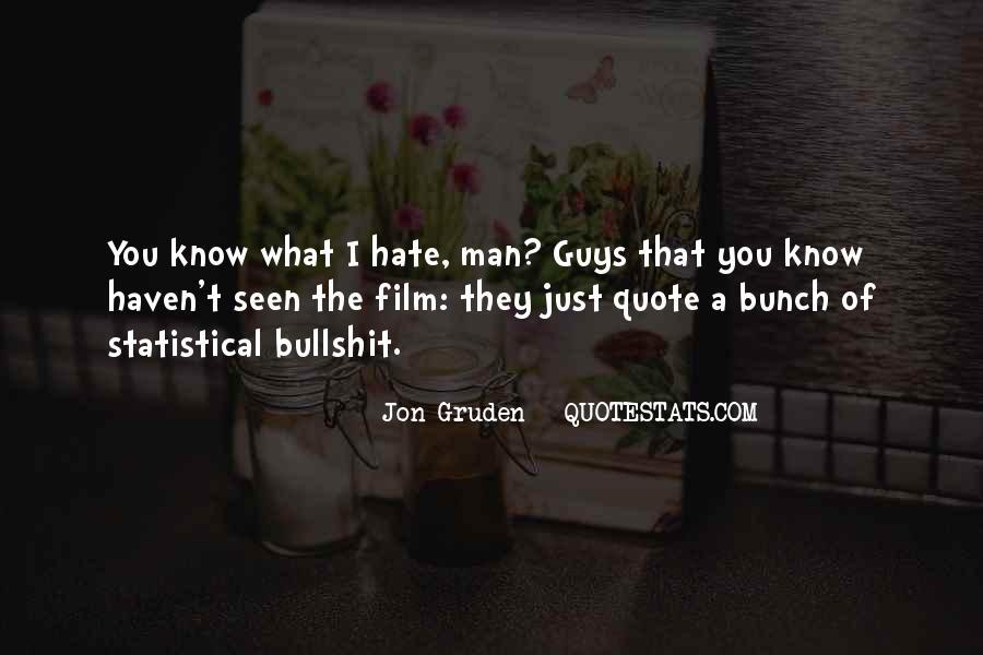 Jon Gruden Quotes #335185