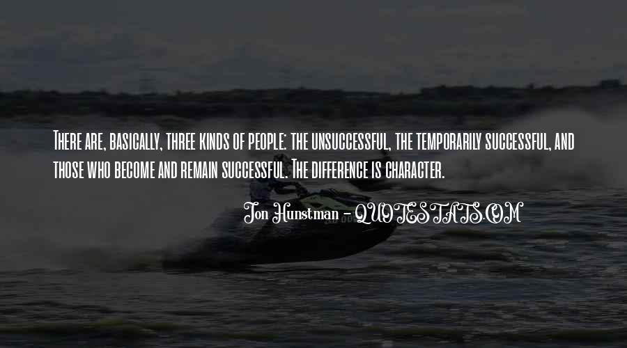 Jon Hunstman Quotes #907665